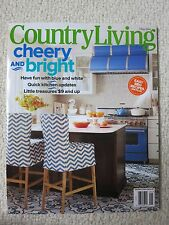 Country Living Magazine May 2014 Cheery and Bright
