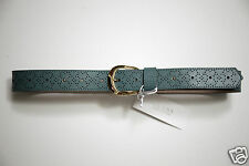 NUOVO Guess Luxe Collezione pelle cintura in 75-84cm 80 BELT tg. M (85) 10-14
