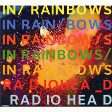 In Rainbows by Radiohead (CD, Dec-2007) Very Good