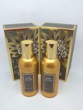 2x 60ml Fragonard PARFUM GOLD BOTTLE BELLE DE NUIT -PERFUME BELLE DE NUIT 2x60ml