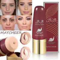 40ML MAYCHEER Snail Nourish BB Cream Bright Skin  Face Base Make CA AN