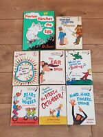 Dr. Seuss Vintage Book Lot From the Years 1958, 1968, 1969, 1975, and 1977