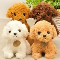 Cute Plush Dog Stuffed Puppy Doll Soft Animal Toy Kids Gift Baby Poodle Toys