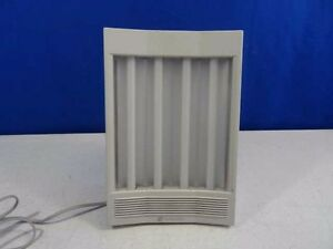 Nature Bright SunTouch Plus Desktop SAD Light Therapy 10,000 LUX Lamp F4040 4040