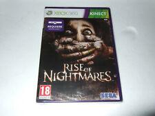 rise of nightmares kinect, xbox 360 SEGA, NEW and SEALED, NUEVO PRECINTADO