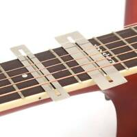 Fingerboard Protectors Fret Guards For Guitar Set of 2 Stainless Steel Cxz