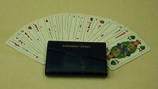 bello vecchio Gioco di carte, Skat, mappe: Bodenstein