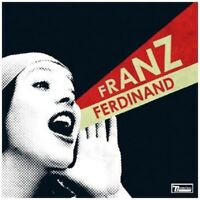 FRANZ FERDINAND - YOU COULD HAVE IT SO MUCH BETTER  VINYL LP NEW+