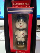 MLB Bobble Head Chicago Cubs Mascot Twins Enterprise Inc. Vintage