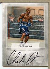 Chad Dawson 2010 Ringside Boxing Round 1 Mecca Autograph Silver MHK5823