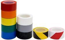 Skmax Vinyl Floor Safety Marking Tapeosha 2x36 Yds 6mil Pvc 1roll