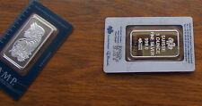 Pamp Suisse 1 oz Lady Fortuna Silver art bar assay card  Premium Quality! .999