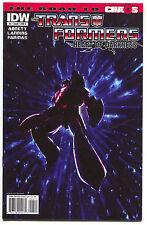 Transformers Heart Of Darkness 4 C IDW 2011 NM Livio Ramondelli Variant