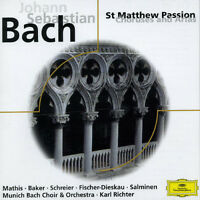 Karl Richter, J.S. Bach - St Matthew Passion [New CD]
