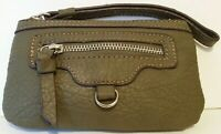 Nine West Ladies Purse With Carrying Strap Green