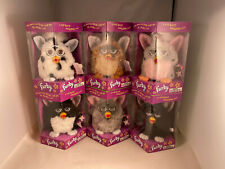 Furby Animal Variety Pack in Factory Case Rare Lot ABSOLUTELY MINT!
