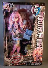 NIB 2013 Monster High Viperine Gorgon Hauntlywood Frights Camera Action Retired