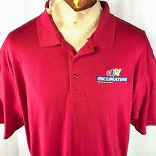 Ebay On Location Polo Golf XXXL Shirt Mens 3XL Tall Older Logo Youre In Business