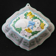 Le Cordon Bleu Ceramic Aspic Gelatin Mold Lamb Franklin Mint Kitchen Decor