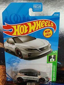 2021 Hot Wheels #217 Nissan Leaf Nismo RC 02. Nice Brand New Package