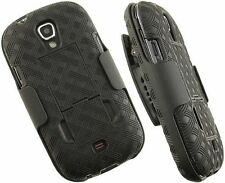 Oem Samsung Galaxy Stratosphere, 2 II Shell Combo w/ Holster, USA Stock, SALE!!