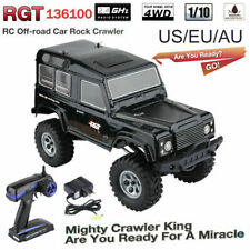 HSP RGT 1/10 4WD Off-road 2.4G Electric Crawler Racing Truck RC Car 136100 ❤gv