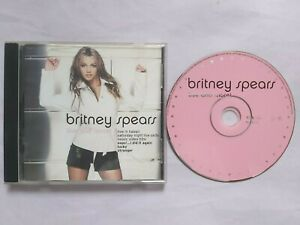 Britney Spears - Live And More! Hong Kong VCD Video CD