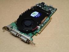 Dell NVIDIA Quadro FX3450 FX 3450 2x DVI 256MB DDR3 T9099 Video Card