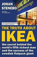 The Truth about Ikea: The Secret Behind the World's Fifth Richest Man-ExLibrary
