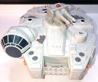 Star Wars Playskool Galactic Heroes Millennium Falcon 2011 missing dish & ladder