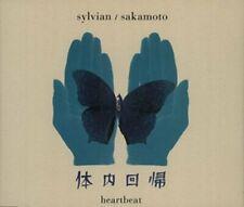 SYLVIAN/SAKAMOTO - HEARTBEAT - SYLVIAN/SAKAMOTO CD FSVG The Cheap Fast Free Post