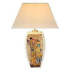 Goebel Artis Orbis Der Lebensbaum Lampe Tischlampe ANGEBOT Gustav Klimt NEU