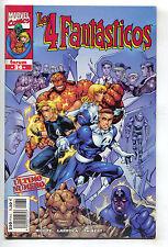 Los 4 Fantasticos 34 Marvel Fantastic Four 34 Spanish Edition VF