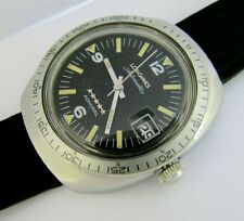 Vintage LONGINES 5 STAR Admiral Divers Automatic Cal 505 Date Wristwatch REPAIR