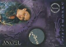 "Angel Season 4 - PW2 Blouse Worn by C. Carpenter as ""C. Chase"" Costume Card"