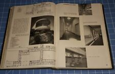 1944 Jan - Dec Pencil Points The Magazine of Architecture 12 Issues Bound Vol 25