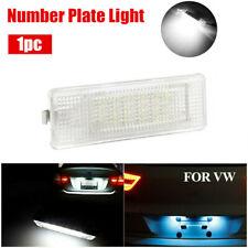 LED Number License Plate Light For VW GOLF MK4 MK5 MK6 PASSAT EOS ERROR FREE