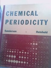 Chemical Periodicity : Reinhold Physical and Inorganic Chemistry...  (1st Ed)