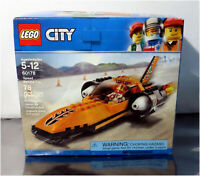 NEW, LEGO CITY, 60178 Speed Record Car, 78 pcs, Item: 6209741