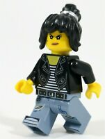LEGO NINJAGO MOVIE CASUAL NYA MINIFIGURE 70607 HIGH SCHOOL - NEW GENUINE