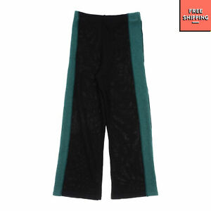 JIJIL JOLIE Knitted Trousers Size 6Y Thin Wool Blend Wide Leg Made in Italy