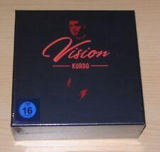 KURDO VISION LIMITIERTE FAN EDITION DOPPEL CD + DVD SCHNELLER VERSAND NEU & OVP
