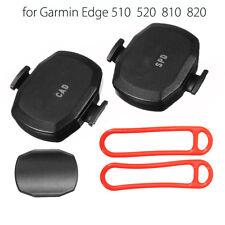 Bike Bicycle Speed Sensor Cadence Sensor Set Ant+For Garmin Edge 510 520 810 820