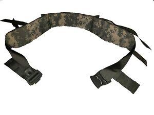 MOLLE II Rucksack ACU Molded Medium Waist Hip Kidney Pad Belt, ARMY Military New