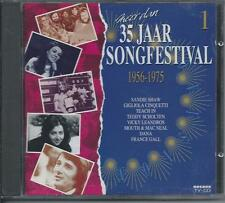 V/A - Meer dan 35 jaar Songfestival VOL 1 (1956-1975) CD 19TR Lys Assia TEACH IN