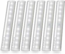 Cabinet Motion Sensing LED Night Light Closet Portable Magnetic Bar  Kuled 6pack