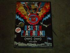 Disaster Playground (DVD, 2016) sealed