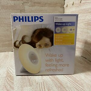 Philips HF350060 Wake-Up Light with Sunrise Simulation Alarm Clock