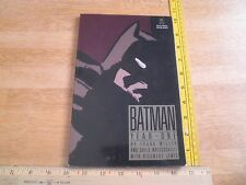 Batman Year One TPB Frank Miller 4th print 1988