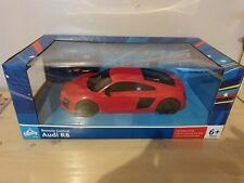 Carousel Audi R8 telecomando 1:14 dettagliato auto rosso Nuovo in Scatola